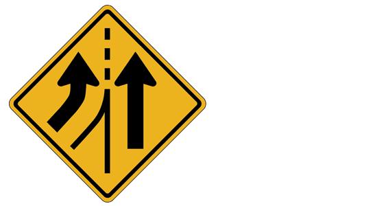 added lane