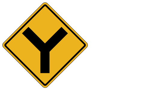 The 7 Most Confu...Y Intersection Sign