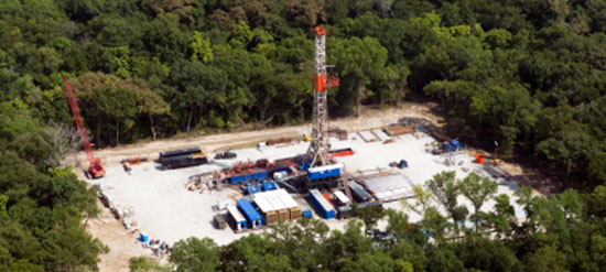 Marcellus Shale drilling