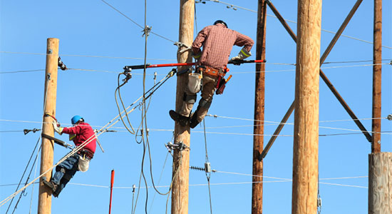 Utility Company Accidents