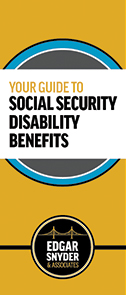 Guide to Social Security Disability Benefits