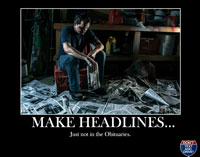 Headline Poster