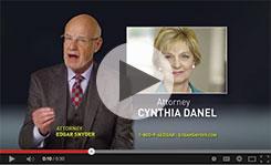 Attorney Danel - Client Testimonial
