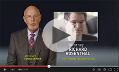 Atty Rosenthal - Client Testimonial