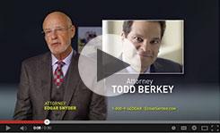 Atty Berkey - Client Testimonial